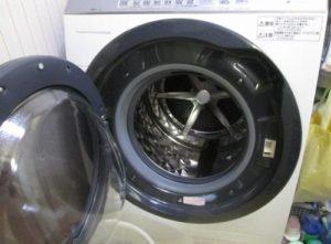 脱水 ガタガタ 機 洗濯